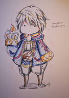 Tactician by isparklehearts