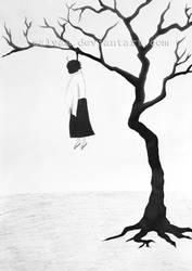 Poor Tree by Salvaa