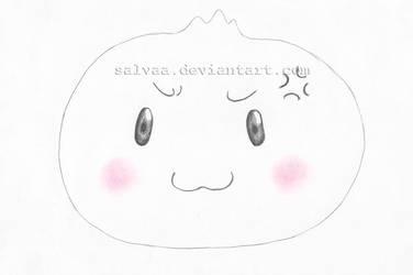 Meatbun by Salvaa