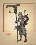 Final Steampunk Character