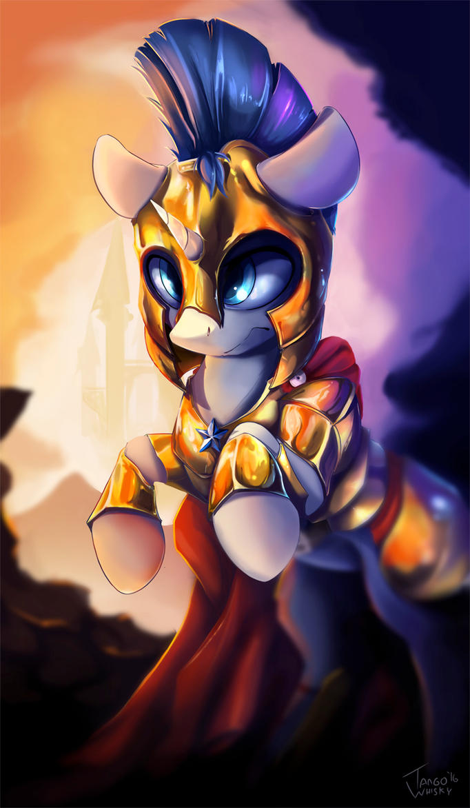 Royal Guard by TangoMangoFandango