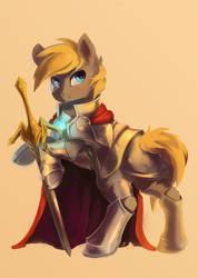 Knight Maple by TangoMangoes