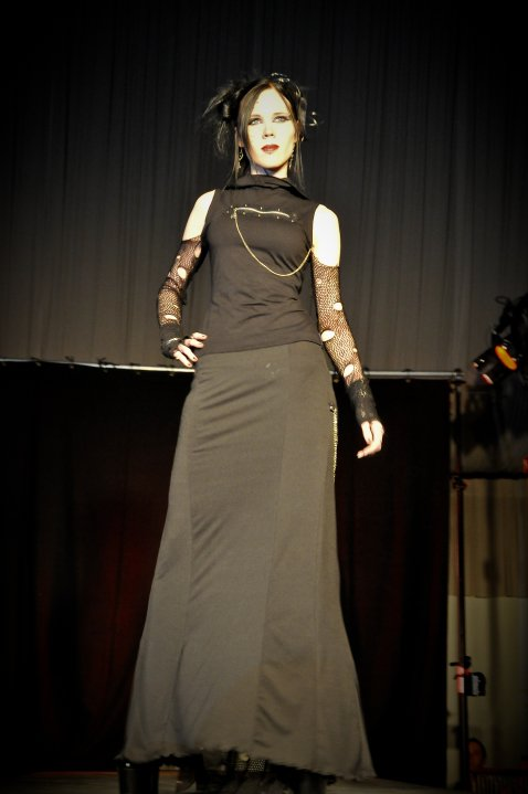 Goth Fashion Show By Slaughteralive On Deviantart