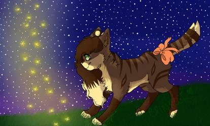 Fireflies by brinrose