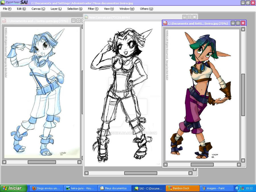 Jak And Daxter Game Series By LadyChiiElda On