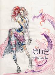 Elite model by J-Psy