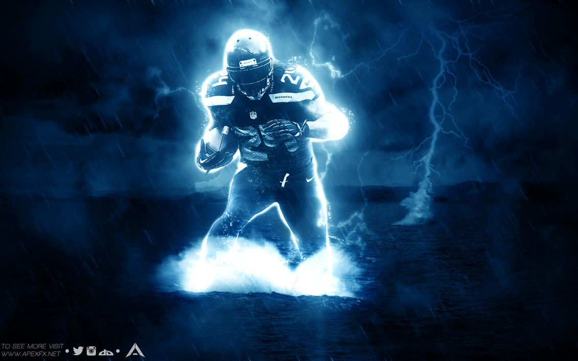 Marshawn Lynch Wallpaper By Apexfx
