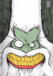Ozma Of Oz Fan Art by darrenhester