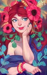 Gardenheart by koyt
