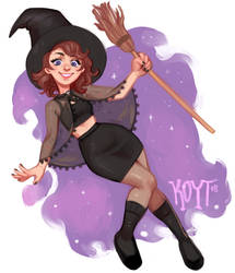 Witchy by koyt