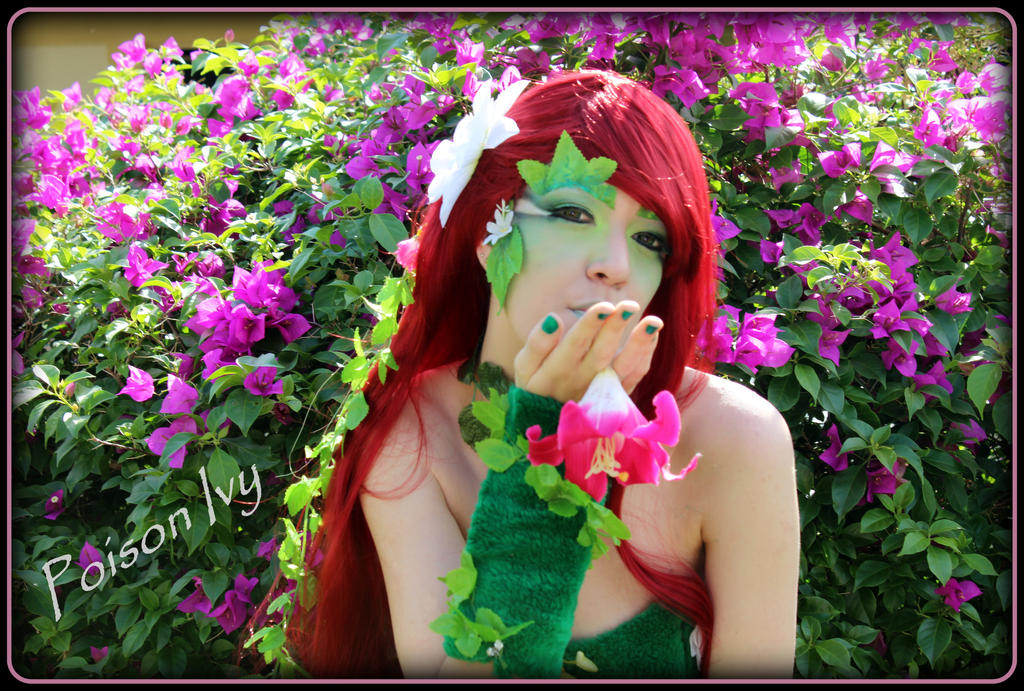 Poison Ivy by AmandaKnabben
