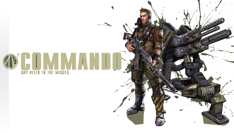 borderlands 2 wallpaper axton - photo #11