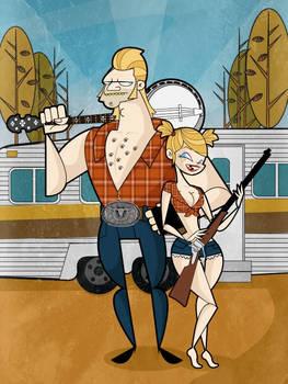 The rednecks
