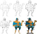 Thanos Process