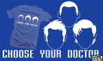 Shirt: Doctor Who