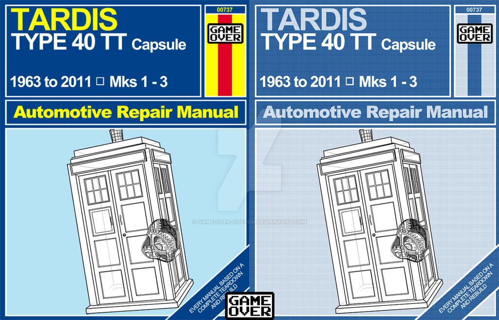 Shirt: TARDIS Haynes Detail by GAME-OVER-CUSTOM