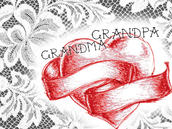 The gallery for --> Heart With Banner Tattoo Flash