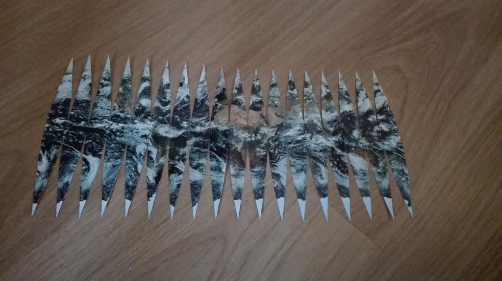 18 parts Earth gore cut by zarlat