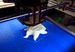Vancouver HackSpace 3D Printer Demo by nyxchaotica