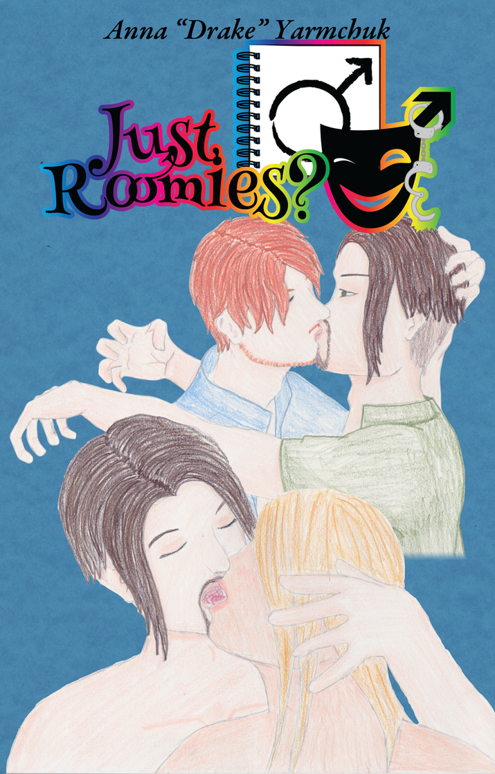 Just Roomies Cover Art by ConfusedLittleKitty