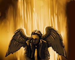 Gene Angel by ekr1703