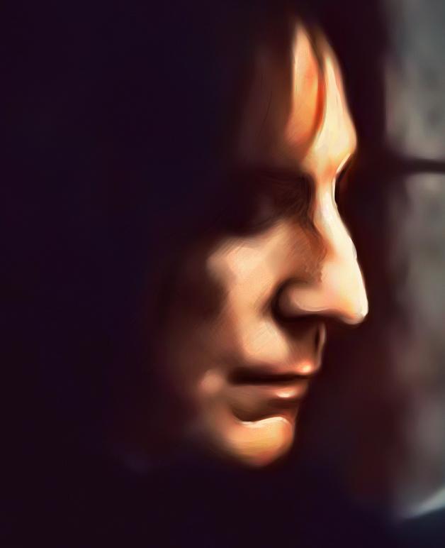 Snape Profile by ekr1703