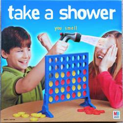 PLS TAKE A SHOWER