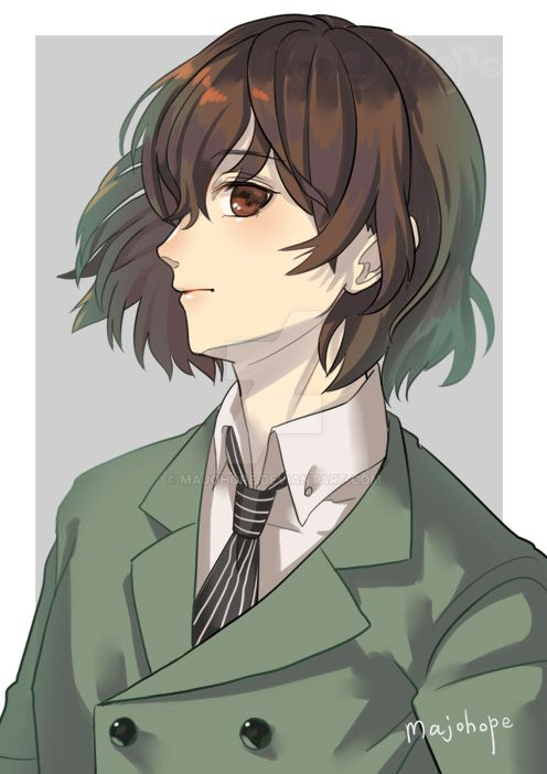 Persona5 / Akechi by majohope