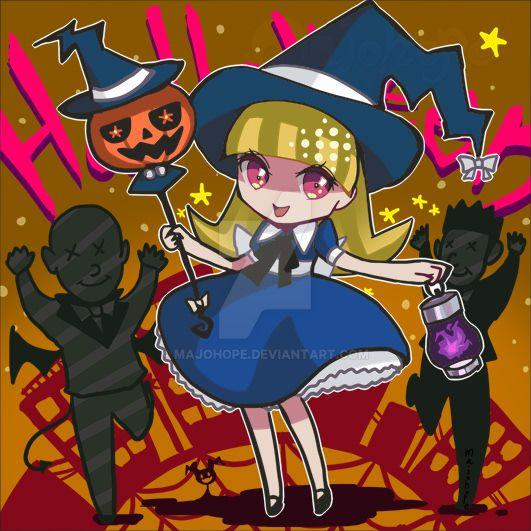 Shin Megami Tensei / Halloween Alice by majohope