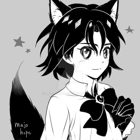 [InazumaEleven] Wolf Hikaru by majohope