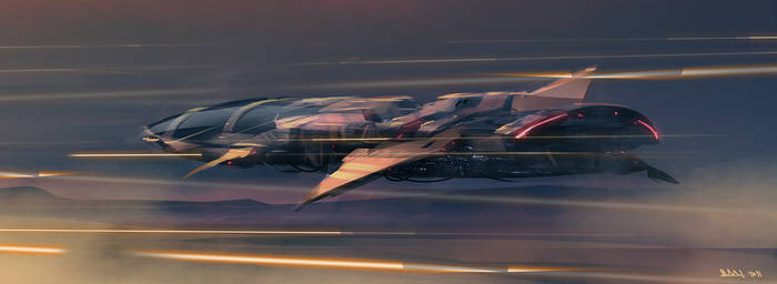 Speed ship 02