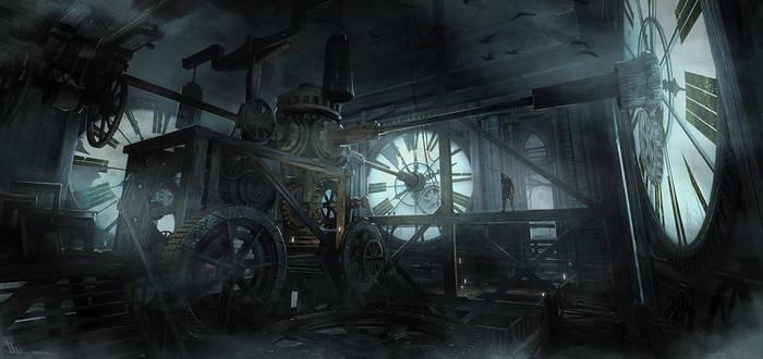 Thief - Clocktower Hideout