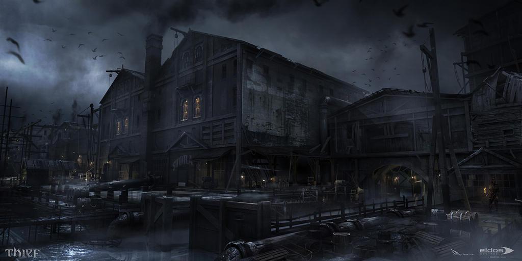 http://img06.deviantart.net/1a9e/i/2014/072/7/e/thief___dock_warehouse_by_matlatart-d7a0sum.jpg