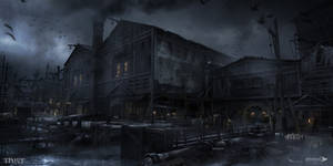 Thief - Dock Warehouse