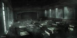 Thief - Asylum Mess Hall