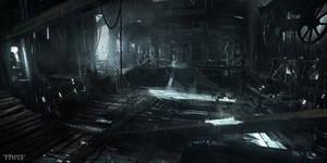 Thief - The Dawn Light Ark int by MatLatArt