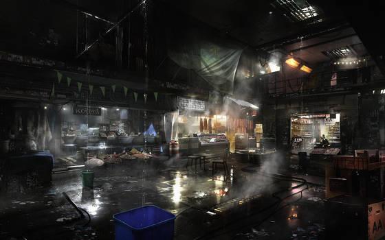DXMD - Golem City Market