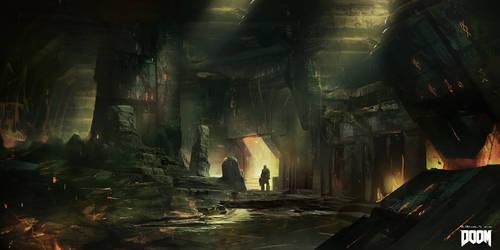 Doom by MatLatArt
