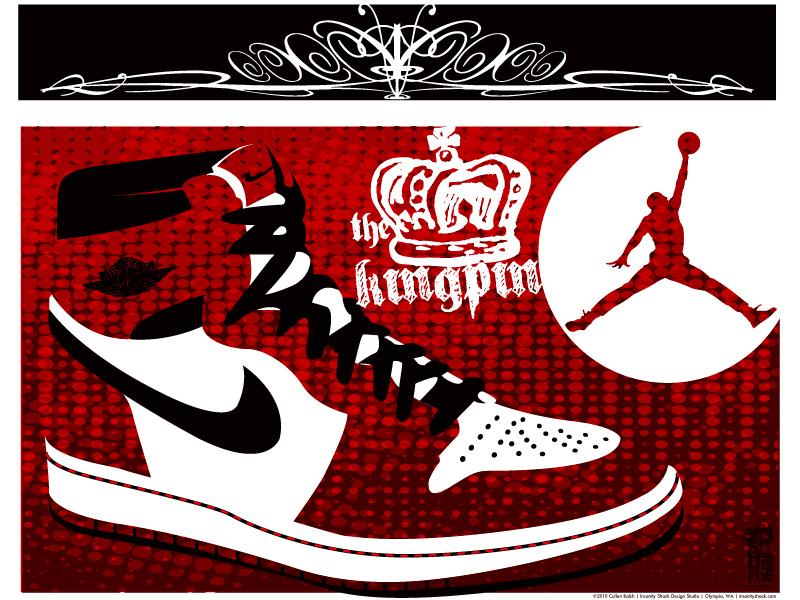 Kingpin - Original Jordan's by InsanityShack