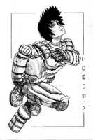 Spacegirl by Boteyas