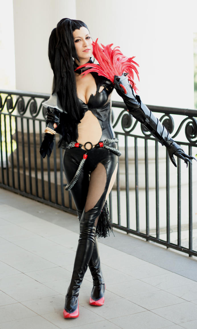 cosplay Blade and Soul/ Yu ran by Stacy-Ji