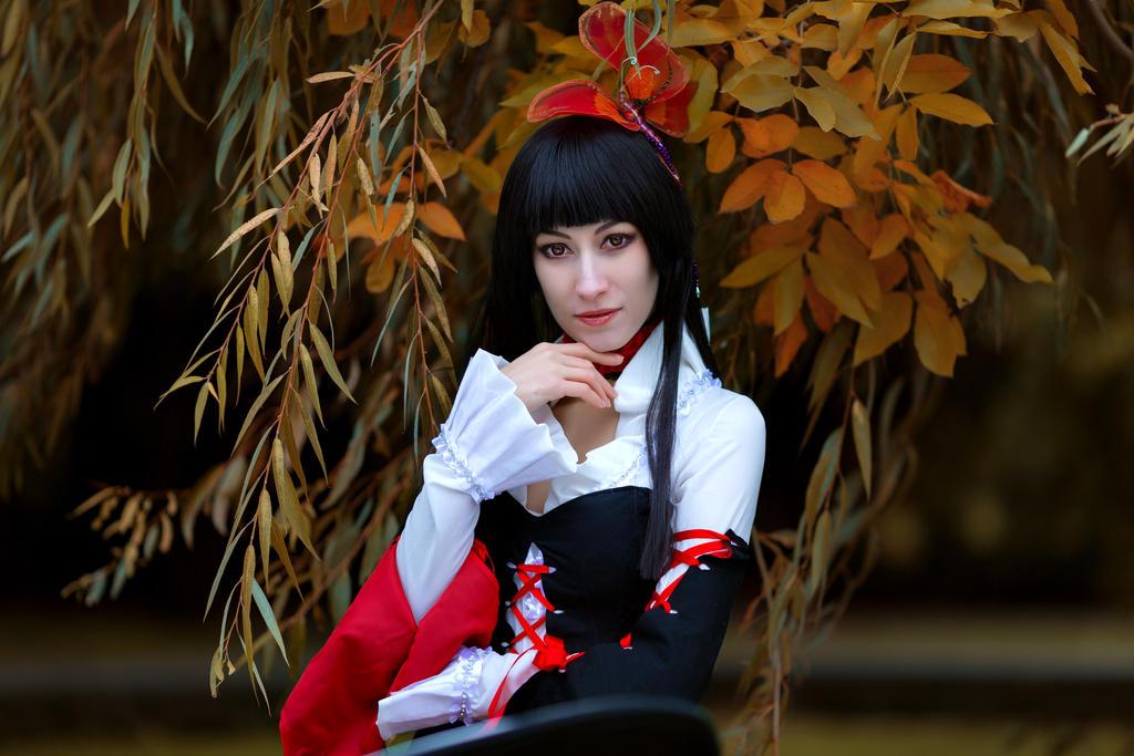 xxxHolic Yuko Ichihara Cosplay by Stacy-Ji