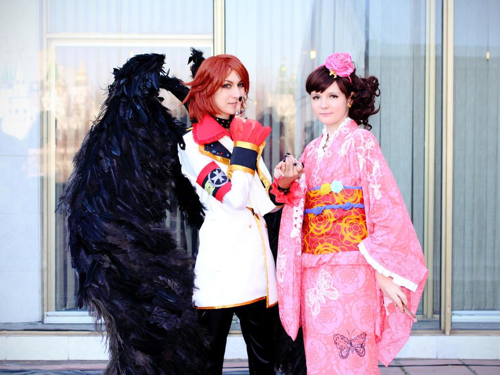 cosplay Kamisama Hajimemashita: Kurama by Stacy-Ji