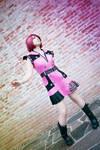 Kairi (Kingdom Hearts 3) by Giulym