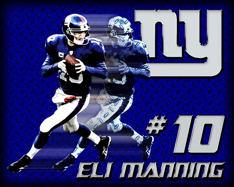 eli manning wallpaper  Eli Manning Wallpaper by 21giants on DeviantArt