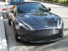 Aston Martin DB9 by 21giants