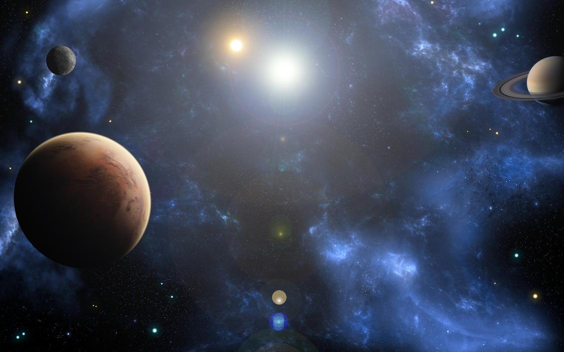 Risultati immagini per binary star