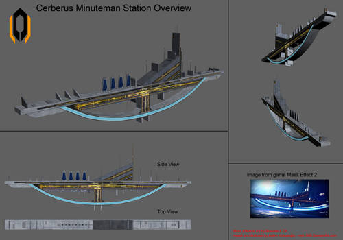 Cerberus Minuteman Station Overview