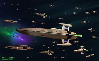 Nlian 1st Fleet