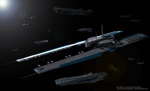 Alliance 2. Fleet Guards Arcturus Station